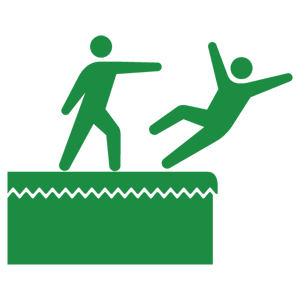 push someone off a cliff human pictogram 2 0 free vector human